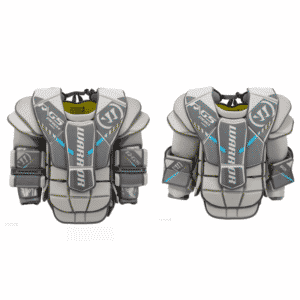 Difference between Warrior G5 Pro+ and Pro chest protectors.